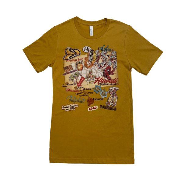 Paniolo Trading Hawaii T-shirt